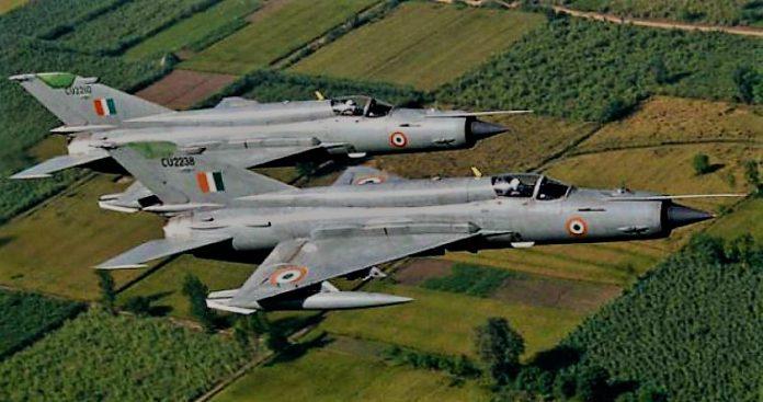 Πακιστανική παγίδα σε ινδικά μαχητικά!