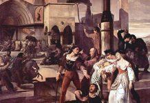 Ένας βιασμός, το βυζαντινό χρυσάφι και η άγρια σφαγή! Παντελής Καρύκας