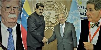 Αλφρεντ ντε Ζάγιας: Άμεση μεσολάβηση ΟΗΕ για αποτροπή εισβολής σε Βενεζουέλα!