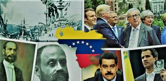 Βενεζουέλα: Διαβολική επανάληψη της ιστορίας 120 χρόνια μετά, Βαγγέλης Γεωργίου