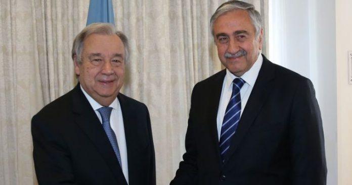 Τι ζητούν οι Τούρκοι από τον ΟΗΕ στην Κύπρο, Κώστας Βενιζέλος