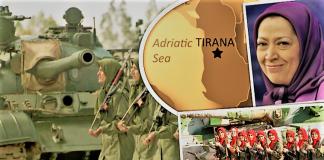 """Τα """"ορφανά του Σαντάμ"""" και αγαπημένα του Τραμπ στρατοπεδεύουν στην Αλβανία, Γιώργος Λυκοκάπης"""
