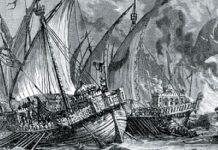 Nαυμαχία-μυστήριο στην Κεφαλλονιά - Βυζαντινοί τσακίζουν Άραβες τη νύχτα, Παντελής Καρύκας