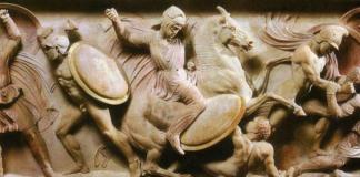 Το απαράβατο μοτίβο τεσσάρων ελληνικών χιλιετιών, Θεόδωρος Ράκκας