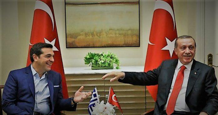 Τι κρύβεται πίσω από το φιλικό πρόσωπο του Ερντογάν, Γιώργος Λυκοκάπης