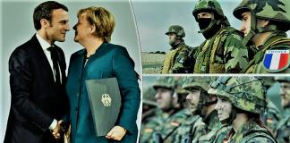 Μακρόν και Μέρκελ συγκροτούν μόνοι τους ευρωστρατό!, Κωνσταντίνος Αγγελόπουλος
