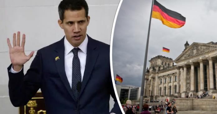 Παράνομη η αναγνώριση του Γκουαϊδό, λέει η νομική υπηρεσία της γερμανικής Βουλής