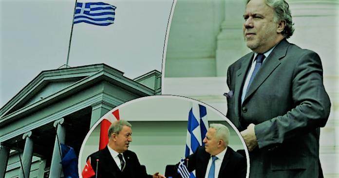Διπλωματικές κινήσεις στο παρά πέντε των εκλογών, Αλέξανδρος Τάρκας