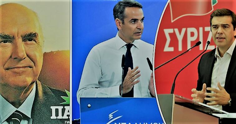 """Η Ελλάδα χρειάζεται κόμμα """"αυτοσυντηρητικό"""", όχι συντηρητικό... Κώστας Κουτσουρέλης"""