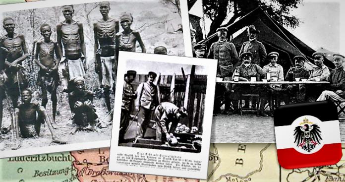Το Άουσβιτς της Αφρικής - Μία άλλη γενοκτονία δια χειρός Γερμανών, Ιωάννης Μπαλτζώης