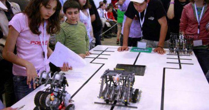 Διαγωνισμός ρομποτικής - Οι μαθητές εκπαιδεύονται για το αύριο, Γιάννης Σομαλακίδης