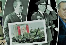 Όλα τριγύρω αλλάζουνε μα η Τουρκία η ίδια μένει, Μάρκος Τρούλης
