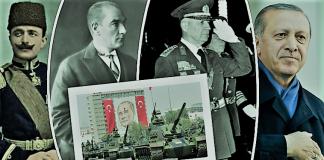 Όλα τριγύρω αλλάζουν μα η Τουρκία η ίδια μένει, Μάρκος Τρούλης