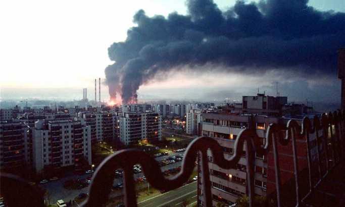 Οδοιπορικό στη φλεγόμενη Γιουγκοσλαβία - Στη θέα του καρβουνιασμένου πτώματος, Χρήστος Καπούτσης