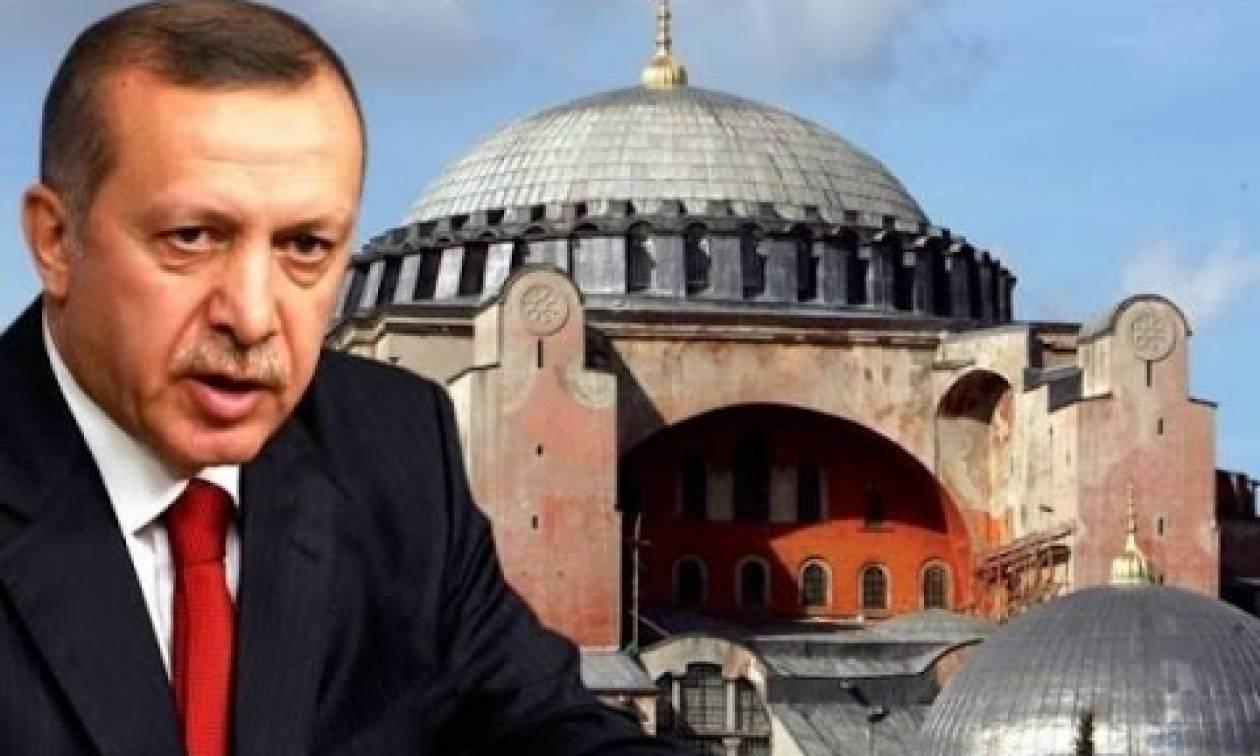 Όχημα ηγεμονίας στο Ισλάμ είναι για τον Ερντογάν το τζαμί Αγία Σοφία, Απόστολος Αποστολόπουλος