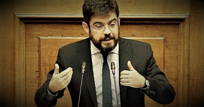 Ρίσκο για τον Τσίπρα ο νέος Ποινικός Κώδικας, Μάκης Ανδρονόπουλος