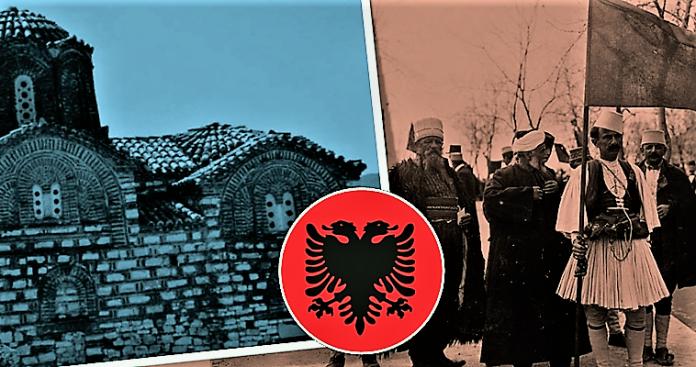 Οι θρησκευτικές κοινότητες στην Αλβανία μέχρι την ίδρυση κράτους, Αρχιεπίσκοπος Αλβανίας Αναστάσιος