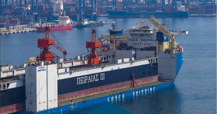 Απειλείται το λιμάνι του Πειραιά από την Τεργέστη;, Μαρία Νεγρεπόντη-Δελιβάνη