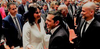 """Παραιτούνται οι βουλευτές της ΝΔ, παρά την """"τροπολογία Κουντουρά, Σπύρος Γκουτζάνης"""