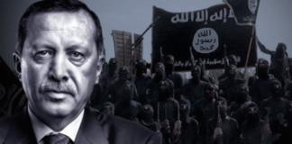 """Ρετζέπ Ταγίπ Ερντογάν, ο """"νονός"""" της τρομοκρατίας, Γιώργος Λυκοκάπης"""