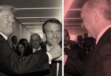 Η σκιά του Μακρόν στο τετ-α-τετ Τραμπ-Ερντογάν - Παίγνιο στο τρίγωνο ΗΠΑ-Τουρκία-Γαλλία, Ζαχαρίας Μίχας