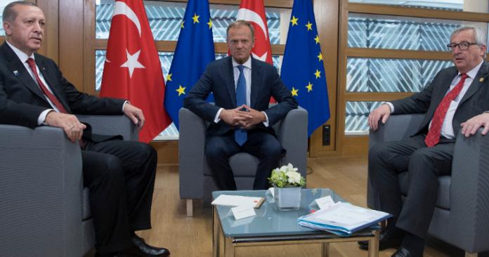 Η ΕΕ προειδοποιεί την Τουρκία ότι θα υπερασπιστεί την Κύπρο, Κώστας Βενιζέλος