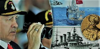 """""""Γαλάζια Πατρίδα"""": Μια ιστορία με πολλά ναυάγια, Βαγγέλης Γεωργίου"""