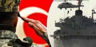 """""""Γαλάζια Πατρίδα"""": Η τουρκική επίδειξη ισχύος σε αριθμούς και η ελληνική απάντηση, Γιώργος Τσιμπούκης"""