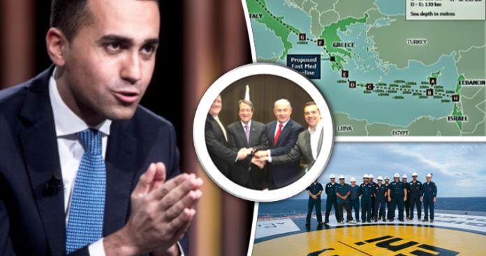 Σφάζονται οι Ιταλοί στην ποδιά Κύπρου και Ελλάδας, Δημήτρης Δεληολάνης