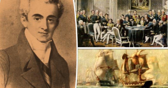 Ο Καποδίστριας, η Επανάσταση και τα ευρωπαϊκά σαλόνια, Διονύσης Τσιριγώτης