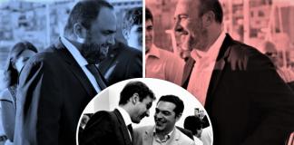 ΣΥΡΙΖΑ+Κόκκαλης Vs NΔ+Μαρινάκης - Ποδοσφαιροποίηση της πολιτικής, πολιτικοποίηση του ποδοσφαίρου, Σπύρος Γκουτζάνης