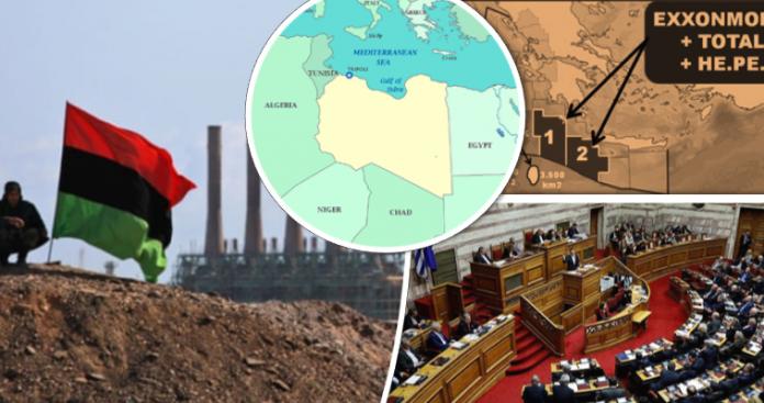 ENI-BP μιλούν για τεράστια κοιτάσματα στο Λιβυκό και η Ελλάδα κοιμάται..., Ηλίας Κονοφάγος
