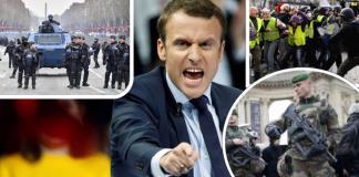 Τα Κίτρινα Γιλέκα αποκαλύπτουν την απεχθή όψη της Ευρώπης, Μάκης Ανδρονόπουλος