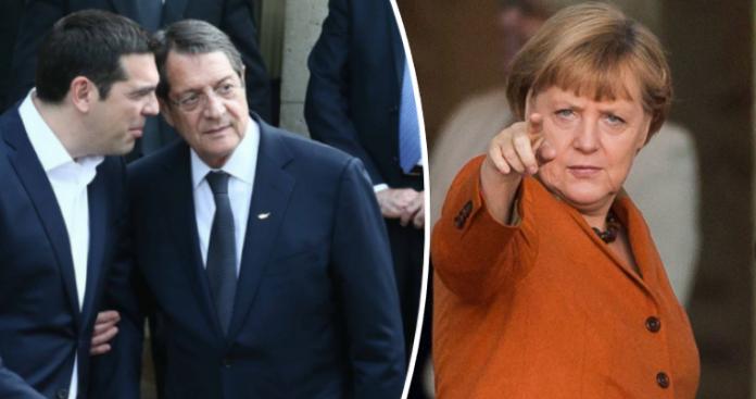 Η Γερμανία δυσκολεύει τη ζωή Ελλάδας και Κύπρου, Αλέξανδρος Τάρκας