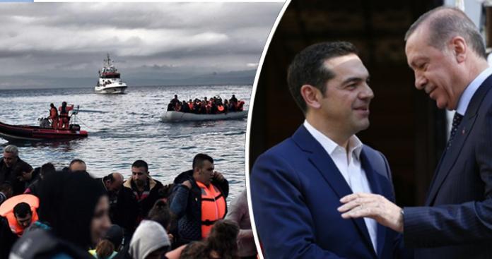 Πως ο Τσίπρας εξυπηρετεί τα μεταναστευτικά σχέδια του Ερντογάν, Αναστάσιος Λαυρέτζος