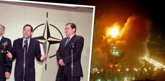 70 χρόνια ΝΑΤΟ: Επιβολή της ειρήνης μέσω βομβαρδισμών, Χρήστος Μπαξεβάνης