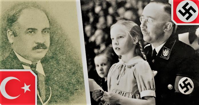 Αναζητώντας την αρχική έμπνευση για τη ναζιστική 'τελική λύση', Βλάσης Αγτζίδης
