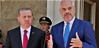 Αλβανία: η κερκόπορτα του Ερντογάν στα Βαλκάνια , Παντελής Καρκαμπάσσης