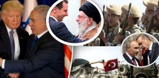 Η λυκοφιλία των τριών στη Συρία και η Ελλάδα, Ιωάννης Αναστασάκης