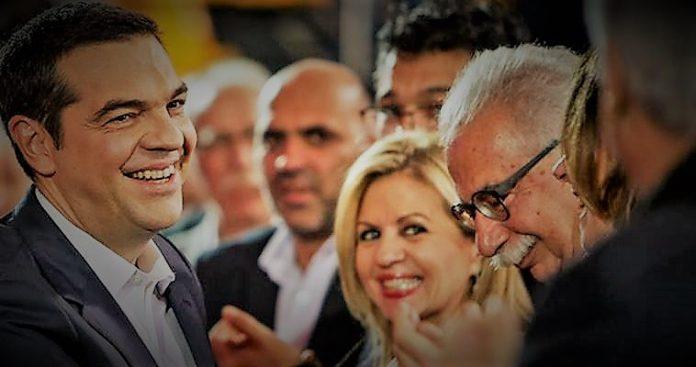 Ο Τσίπρας ξαναπουλάει τις Πρέσπες με οικονομικό περιτύλιγμα, Νεφέλη Λυγερού