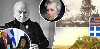 Τι πίστευαν οι Αμερικανοί πρόεδροι για την Ελληνική Επανάσταση, Βαγγέλης Γεωργίου