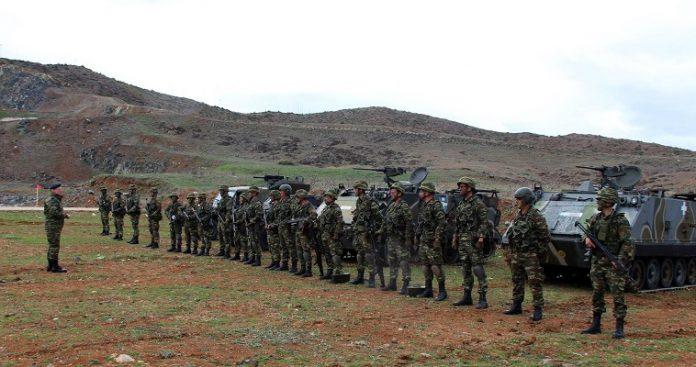 Αληθινός Στρατός σημαίνει 22 εβδομάδες βασική, βολές και όσα εμείς δεν κάνουμε (vid.), Παντελής Καρύκας