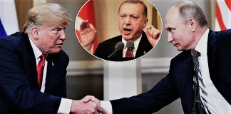 Άφησε τον Ερντογάν για το τέλος ο Τραμπ, Βαγγέλης Σαρακινός