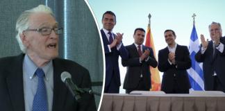 Αμερικανός καθηγητής τινάζει στον αέρα την Συμφωνία των Πρεσπών
