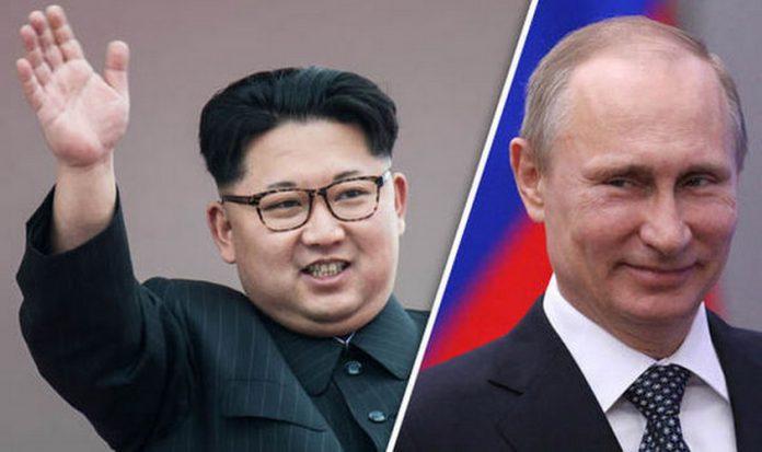 Στροφή Κιμ στον Πούτιν, μετά την κόντρα με Μπόλτον και Πομπέο, slpress