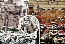 Μουσολίνι: «ο Χίτλερ πήρε από τους Έλληνες ακόμα και τα κορδόνια τους», Σταύρος Λυγερός