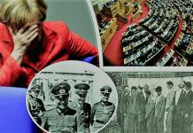 Γερμανικές επανορθώσεις - Ο Γολγοθάς και η Ανάσταση!, Αριστομένης Συγγελάκης & Θέμης Τζήμας