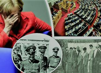 Γερμανικές επανορθώσεις: Η απόφαση της Βουλής άνοιξε τον δρόμο..., Αριστομένης Συγγελάκης & Θέμης Τζήμας
