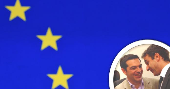 Το πατινάζ των κομμάτων στην πίστα των ευρωεκλογών, Κωνσταντίνος Αγγελόπουλος