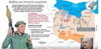 Αίμα και πετρέλαιο στη Λιβύη, Πέτρος Παπακωνσταντίνου